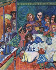 Shabbat Angels