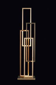 Oasis Edge Floor Lamp