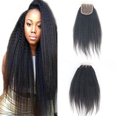 3/4 Bundles With Closure Fashion Lady Brazilian Straight Hair With Lace Closure 1b# 100% Human Hair Bundles With Closure Free And Middle Part Non-remy Extremely Efficient In Preserving Heat