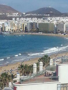 Playa de Las Canteras - Las Palmas de Gran Canaria