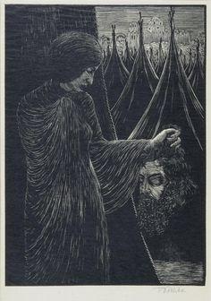 Frantisek Kobliha, Judith, 1927