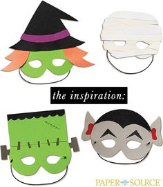 Halloween Party Decor + DIY Photo Booth Props « Spearmint Baby