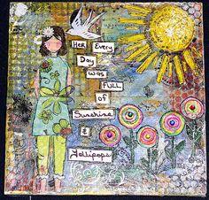 Sunshine & Lollipops She Art 3-10-11