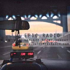 "This week on Epic Radio NY the good people of @epicteam6 & @hotskullent are bringing you ""EPIC FREESTYLE SUNDAY"". The @inthemixxradio studio will be on full tilt because we are bringing in 16 (yes that's right 16) hot rappers from all over NY to tear shit down in 4 different Cyphers.  This is gonna be a movie so get your popcorn ready and buckle up because we kick off at 4pm-6pm.  You can view the show using one of three easy options: -Log on to http://ift.tt/2e29tFa -Go to ETSIX HOTSKULL…"