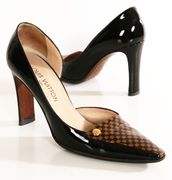 Shop for Louis Vuitton Heels from marcella1 on Shop Hers