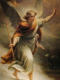 Il coraggio di guardare il cielo: 2 ottobre-memoria dei Santi Angeli Custodi e Festa...