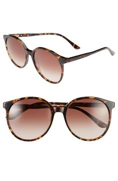 OXYDO 56mm Retro Sunglasses available at #Nordstrom