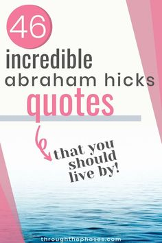 46 Incredible Abraham Hicks Quotes About the Law of Attraction - Web 2020 Best Site Spiritual Guidance, Spiritual Quotes, Who Created You, Inspirational Leaders, Signs From The Universe, When You Believe, Abraham Hicks Quotes, Law Of Attraction Quotes, Creative Visualization