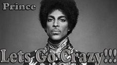 Prince | Lets Go Crazy Audio!!!