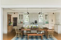 Before & After - New Old House - Traditional - Kitchen - boston - by Carpenter & MacNeille