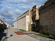 Slovakia, Trnava - Fortification