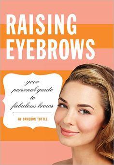 WIN a copy of Raising Eyebrows by Cameron Tuttle. Click through to enter!