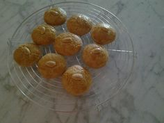 Mini gevulde koeken