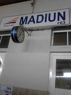 Stasiun madiun