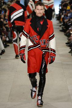 Nathaniel Visser for KTZ Fall 2016 Menswear Fashion Show