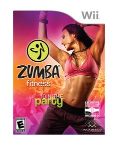 Take a look at this Zumba® Fitness Join the Party Video Game for Nintendo Wii by Zumba® on #zulily today!