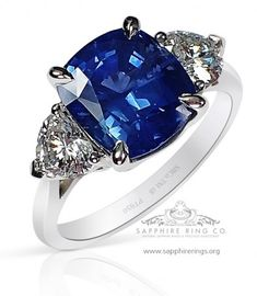 Search results for: 22 ct untreated platinum 3 stone blue sapphire ring heart diamonds' Ceylon Sapphire Ring, Natural Sapphire Rings, Platinum Diamond Rings, Sapphire Jewelry, Blue Sapphire Rings, Blue Rings, Amethyst Rings, Sapphire Color, Sapphire Stone