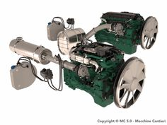 click on the picture to download volvo penta md5a marine diesel rh pinterest com Volvo Penta Wiring-Diagram Volvo Penta Engine Diagram