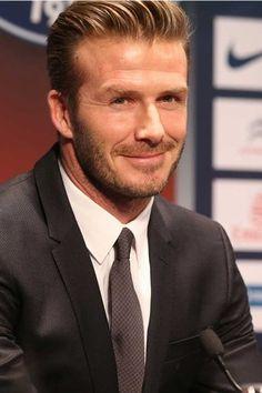 100 homens mais bonitos do mundo em 2014 - David Beckham