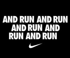 what else does one think of while running
