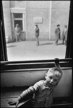 Magnum Photos - guy le querrec 1984 - URSS