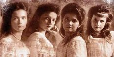 Olga, Tatiana, Marie and Anastasia, girls of particular loveliness. There was hardly a soul who could have distinguished one of the girls from the other, so sheltered were their lives. Indeed they...