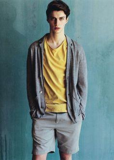 Matthew Bell / Male Models, Men's Fashion & Street Style