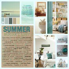 Summer Is Here! Beachy Decor Ideas - Bendigkeit Bunch Real Estate