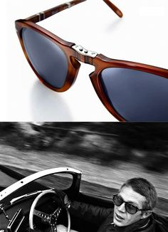 Steve McQueen Persol glasses buying these ASAP..... I'm just not cool enough to pull these off
