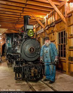 RailPictures.Net Photo: WW&FRy 9 Wiscasset Waterville & Farmington Steam 0-4-4T at Alna, Maine by Kevin Madore