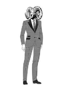 Ram Tuxedo
