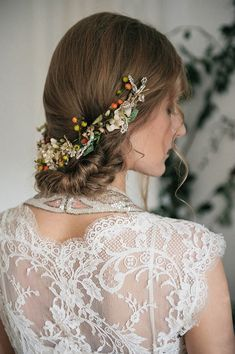 Autumn Hair Decoration