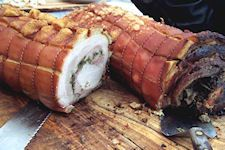 roast porkroll