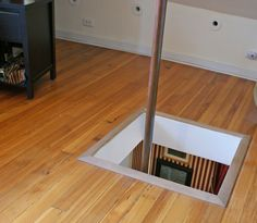 1000 images about firemen poles on pinterest firemen fire and the fireman - The fireman pole apartment an incendiary design ...