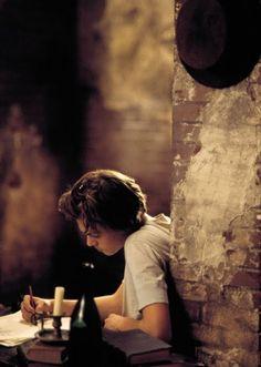 "Leonardo DiCaprio in ""Total Eclipse"""