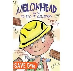 222 best books english grade 3 images on pinterest baby books melonhead and the we fix it company fandeluxe Images