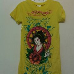 Ed hardy kid t-shirt Excellent  for girls Ed Hardy Dresses