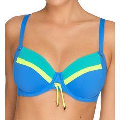 340c50e73 Prima Donna 4002010 Ocean Drive Full Cup Underwire Bikini Swim Top (105  CAD) ❤