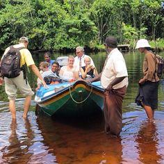 Sharing the Good News in Guyana.   http://MinistryIdeaz.com