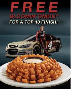 "Celebrate on Monday, June with a FREE Bloomin' Onion®! Just say ""Bloomin' Monday™"" to your server. Bloomin Onion, Restaurant Deals, Dog Food Recipes, Coupons, Free, Coupon"