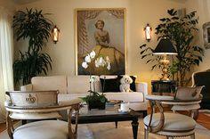 Decoração de Casas Clássicas - http://www.dicasdecoracao.com/decoracao-de-casas-classicas/