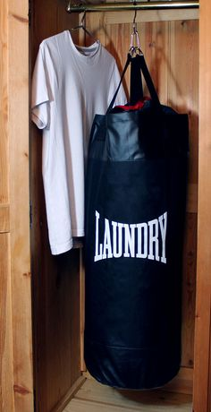 Look at this amazing laundry bag.