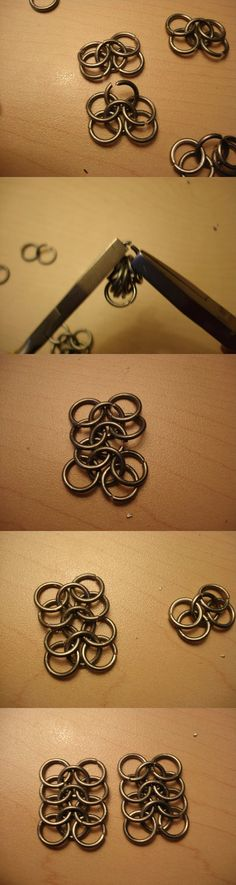How to Make Chainmail - Part 4 by DaveLuck on deviantART