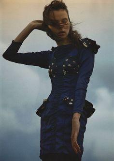 'Dawn 'Till Dusk,' for Vogue AU