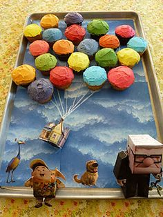 Up cupcakes :)