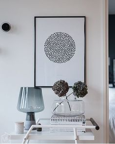 The 'Find your Luck' print in the beautiful home of @suvim_valkoinenharmaja #cocolapine