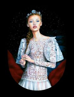 Marchesa Fall 2012 by Danny Roberts