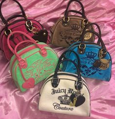 Louis Vuitton Speedy Bag, Cute Bags, Fashion Bags, Bag Accessories, Purses And Bags, Ideias Fashion, My Style, Juicy Couture, Early 2000s