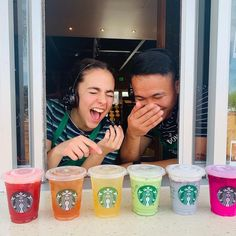 """Starbucks Partners on Instagram: """"Take pride in your anniversary! June partners, how many years are you celebrating!? #tobeapartner"""" Starbucks Funny, Rain Bow, How Many Years, Kids Girls, Pride, June, Anniversary, Tags, Celebrities"""