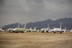 Aircraft Graveyard (The Boneyard) just outside Tucson
